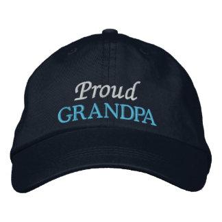 Gorra Bordada Casquillo/gorra bordados abuelo orgulloso