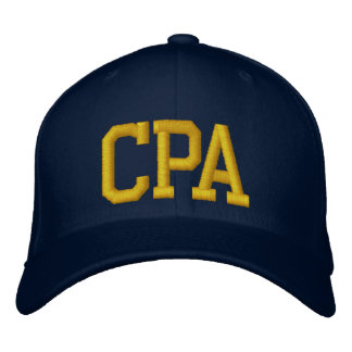 GORRA BORDADA CPA