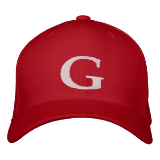 Gorra Bordada _________de Red Hat de Greyson