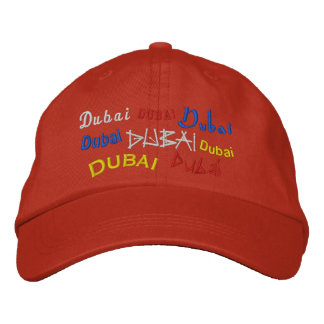 Gorra Bordada Dubai - United Arab Emirates