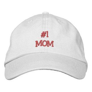 Gorra Bordada El día/el cumpleaños de las Mamá-Madres #1