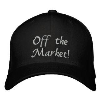 Gorra Bordada ¡Enganchado! ¡Del mercado!