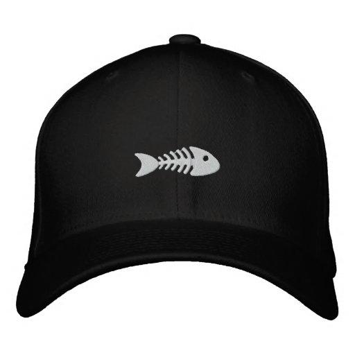 Gorra Bordada Espina de pez
