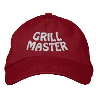 Gorra Bordada Este individuo es Grill Master