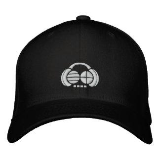 Gorra Bordada Four4ths - Frente/lado blancos del logotipo