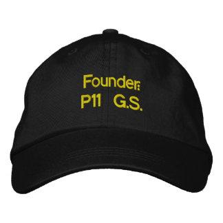 Gorra Bordada Fundador: P11 G.S.
