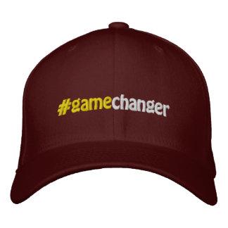Gorra Bordada #hashtag Gamechanger Hashtag del #gamechanger