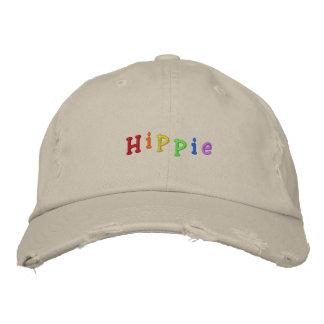 Gorra Bordada Hippie