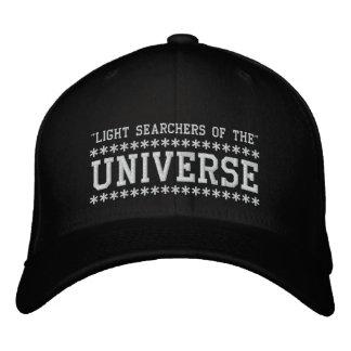 Gorra Bordada Investigadores ligeros del universo