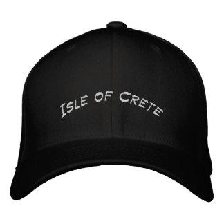 Gorra Bordada Isla de Creta