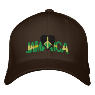 GORRA BORDADA JAMAICA LUV