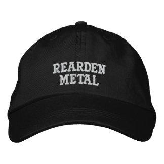 Gorra Bordada Metal de Rearden