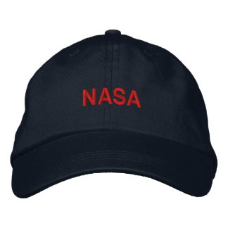 GORRA BORDADA NASA