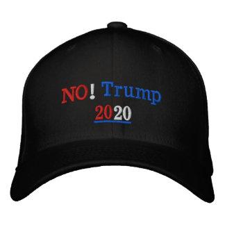 Gorra Bordada ¡No! Campaña del triunfo 2020