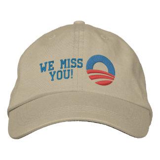 Gorra Bordada ¡Nosotros Srta. You Barack!