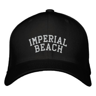 Gorra Bordada Playa imperial