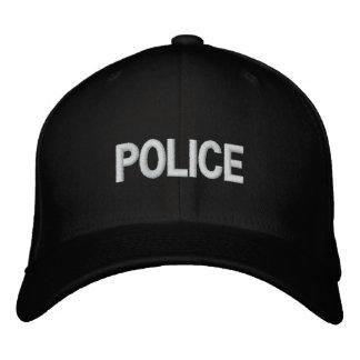 Gorra Bordada policía