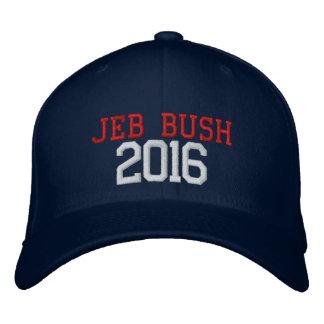 Gorra Bordada Presidente 2016 de Jeb Bush