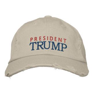 Gorra Bordada Presidente Donald Trump