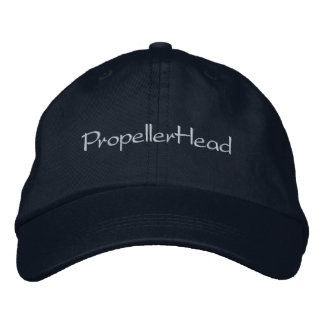 Gorra Bordada PropellerHead
