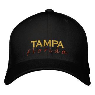 Gorra Bordada Puesta del sol de TAMPA la Florida