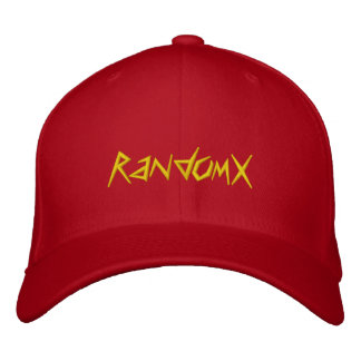 Gorra Bordada RandomX