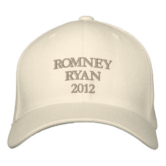 Gorra Bordada Romney Ryan 2012