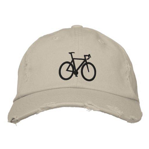 Gorra Bordada Ropa que monta en bicicleta  2722a11ee8a