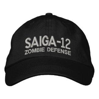 Gorra Bordada Saiga 12 - Defensa del zombi