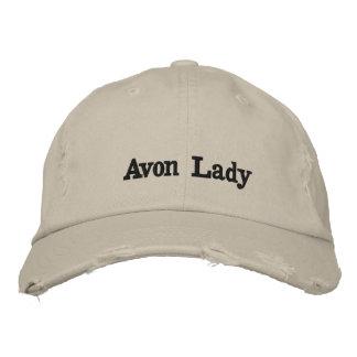 Gorra Bordada Señora Hat de Avon