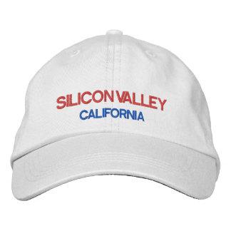 Gorra Bordada Silicon Valley*-Hut Silicon Valley Tiene