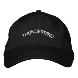 GORRA BORDADA THUNDERBIRD