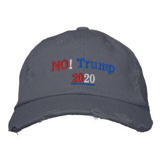 Gorra Bordada ¡Vote no! Triunfo 2020
