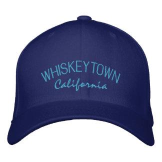 Gorra Bordada Whiskeytown California