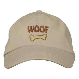Gorra bordado amante del perro del TEJIDO Gorras De Béisbol Bordadas