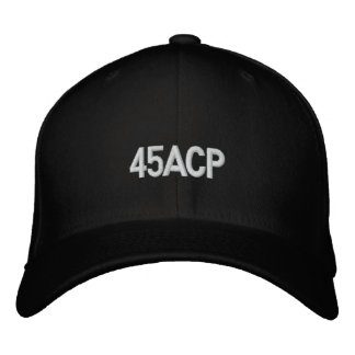 gorra bordado anno de 45 ACP Gorra De Beisbol Bordada