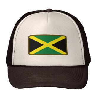 Gorra bordado bandera del efecto de Jamaica