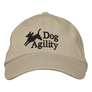 Gorra bordado beagle de la agilidad gorras de beisbol bordadas