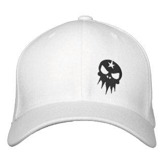 Gorra bordado cabido del cráneo gorra de beisbol bordada