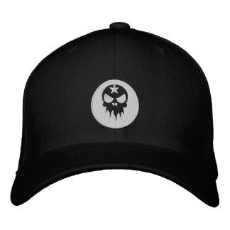 Gorra bordado cabido del cráneo gorras bordadas