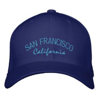 Gorra bordado California de San Francisco