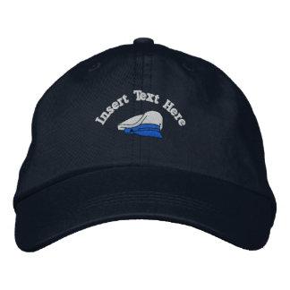 Gorra bordado capitán de buque de encargo gorras de béisbol bordadas