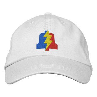 Gorra bordado con el logotipo del PLA Gorras De Béisbol Bordadas