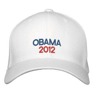 Gorra bordado de Obama 2012 Gorras De Beisbol Bordadas