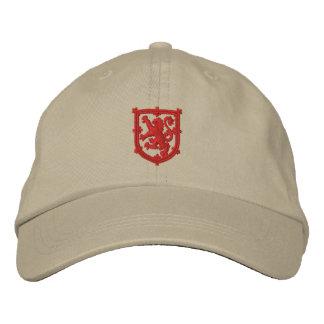 Gorra bordado estándar real de Escocia