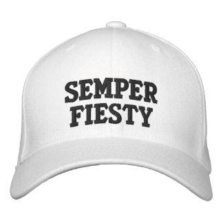 Gorra bordado Fiesty de Semper Gorra De Beisbol