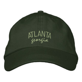 Gorra bordado Georgia de Atlanta