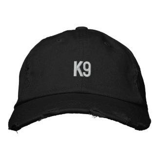 gorra bordado k9