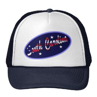 Gorra bordado los E.E.U.U. del efecto de Carolina