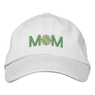 Gorra bordado mamá del tenis